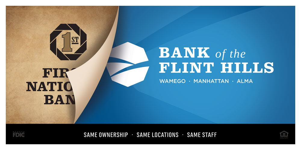 Click to view Bank of the Flint Hills