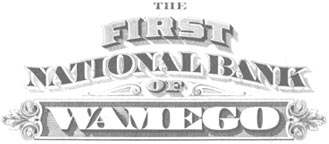 Click to view First National Bank of Wamego logo